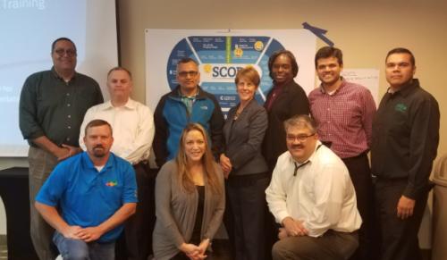 SCOR-P Strategic Workshop in Greenville, NC