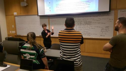 University of New Hampshire (UNH) Student Workshop